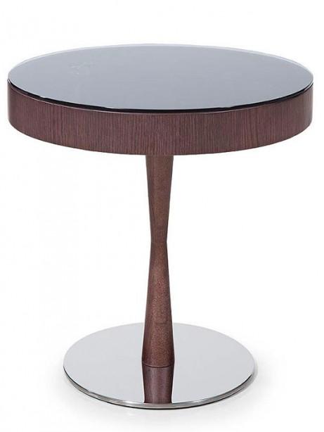 Wenge Wood Display Side Table 461x614
