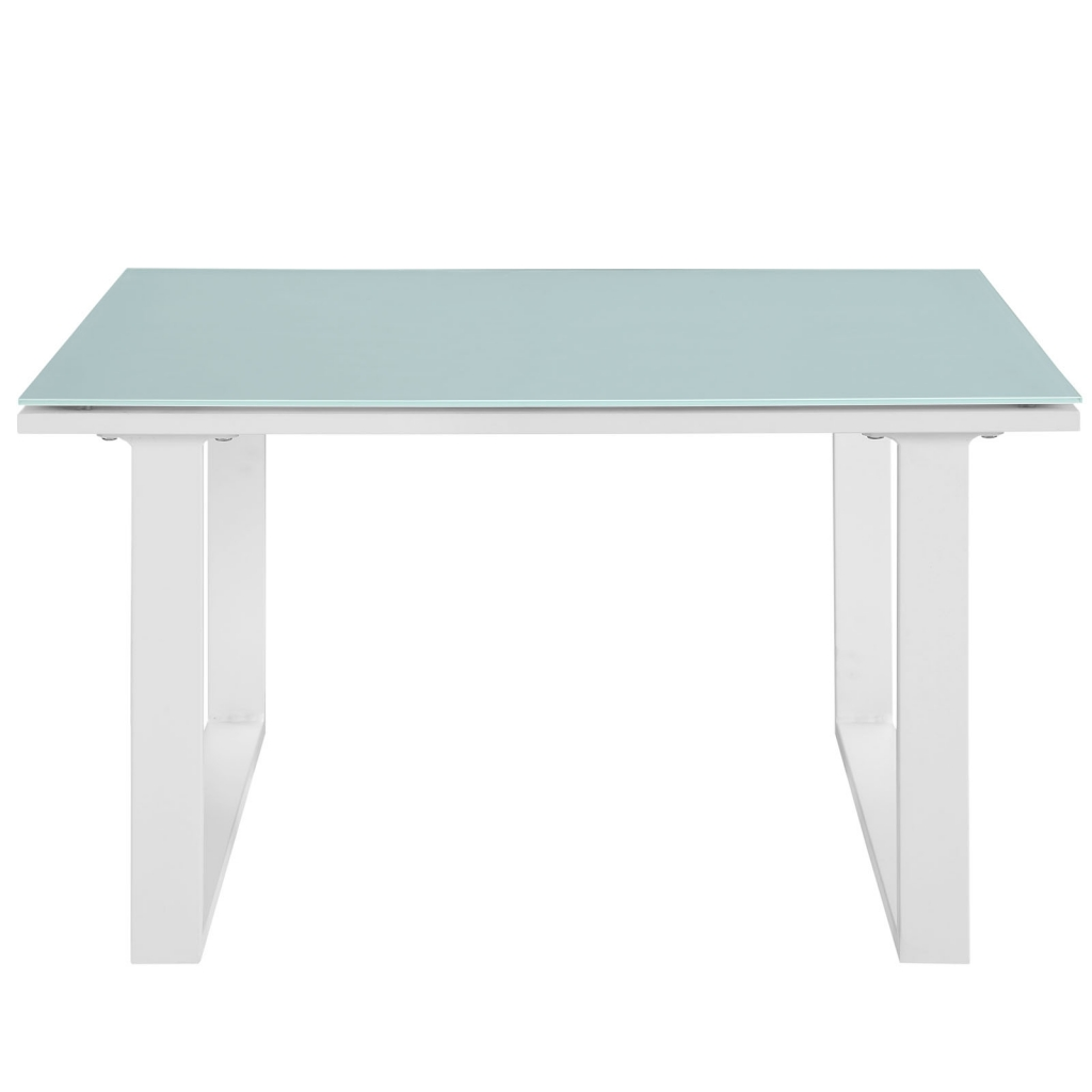 White Star Island Outdoor Side Table 2