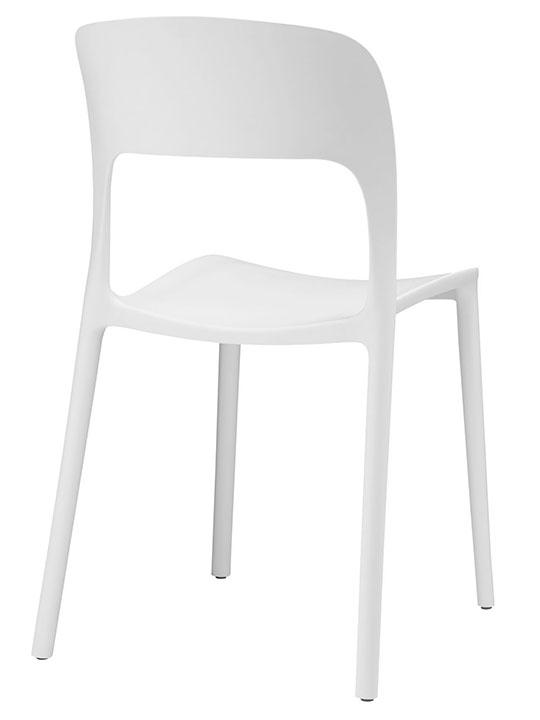 White Tally Chair
