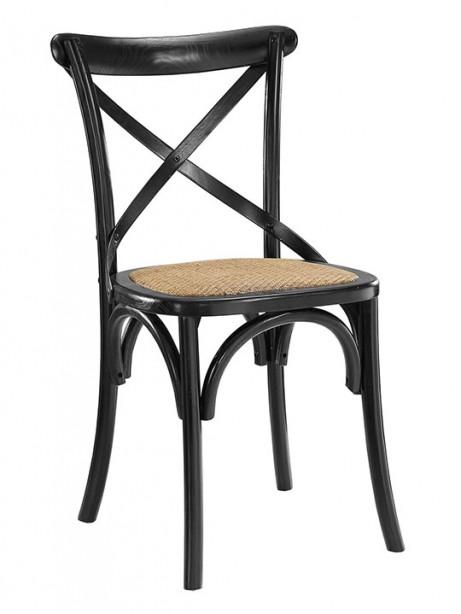 X Wood Chair 461x614