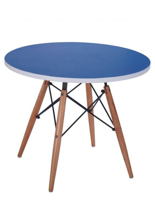 ceremony blue kids table
