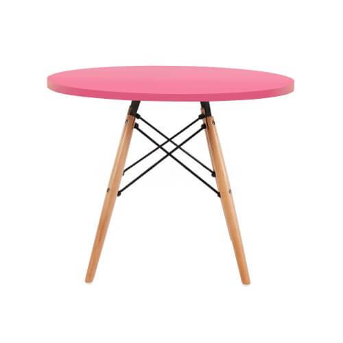 pink kids table