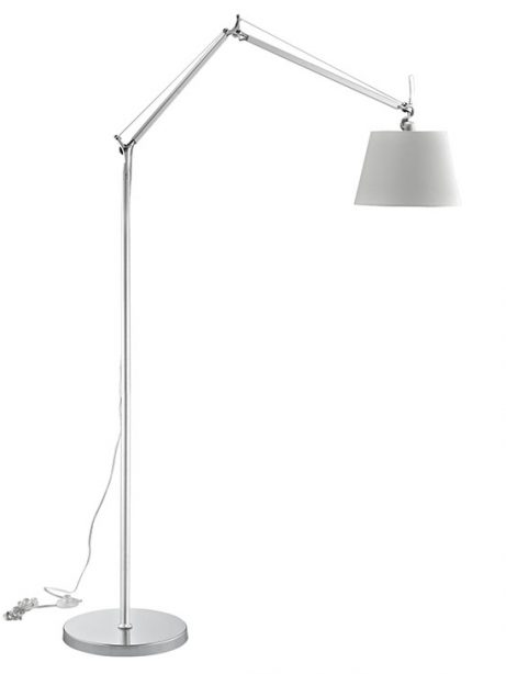 pose floor lamp silver base 461x614