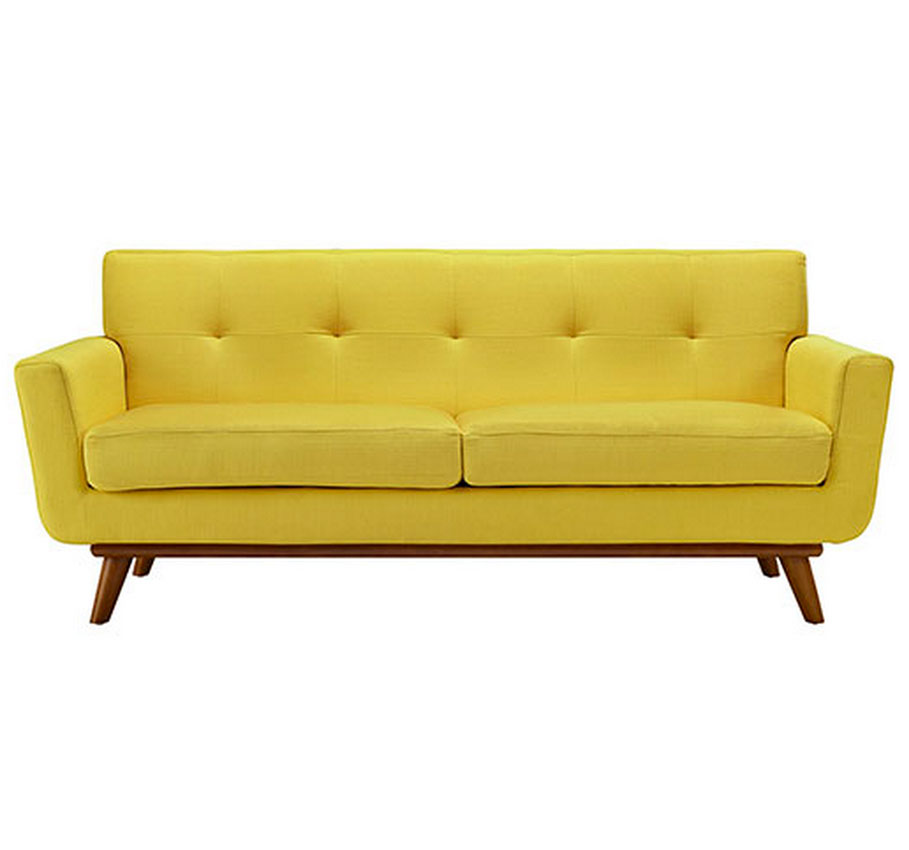 sofa neon cool hip modern sofas