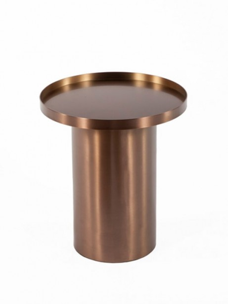 Copper Side Table 461x614