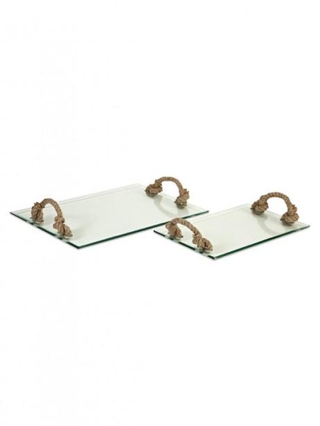 Glass Rope Tray Set 461x614