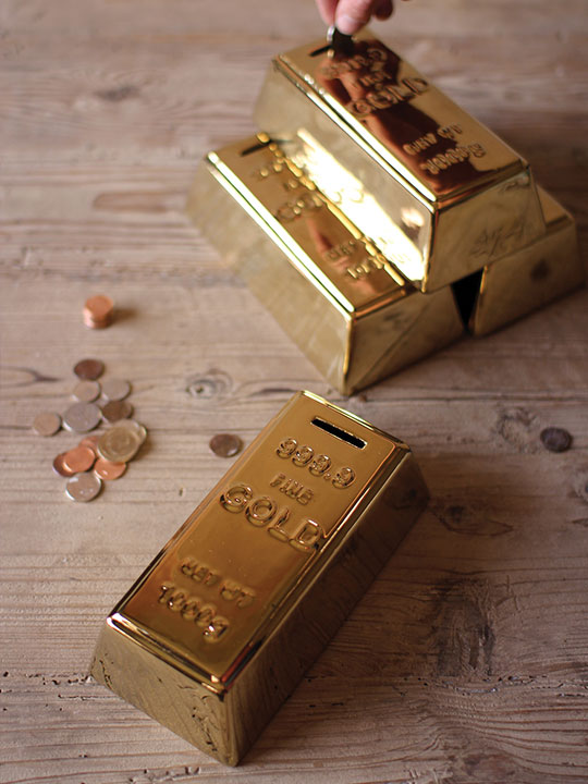 Gold Bar Bank