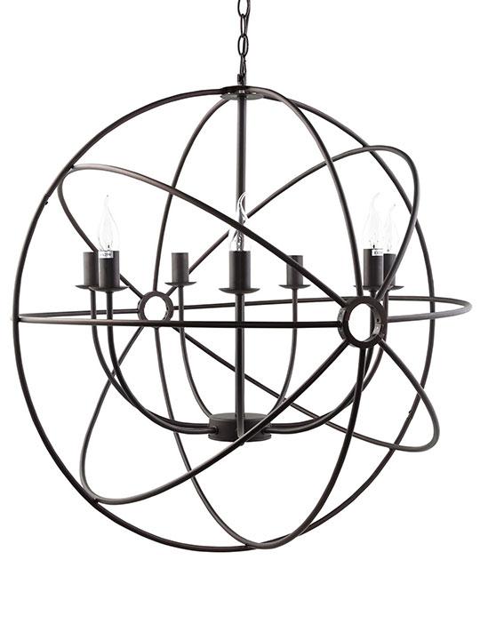 Helioscope Chandelier 2
