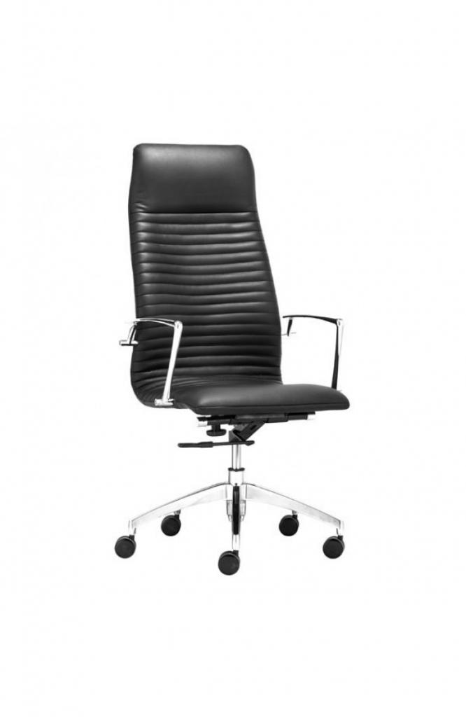 Instant Advisor High Back Black Office Chair 4