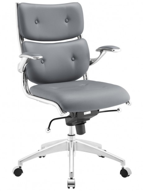 Instant Director Office Chair Gray  461x614