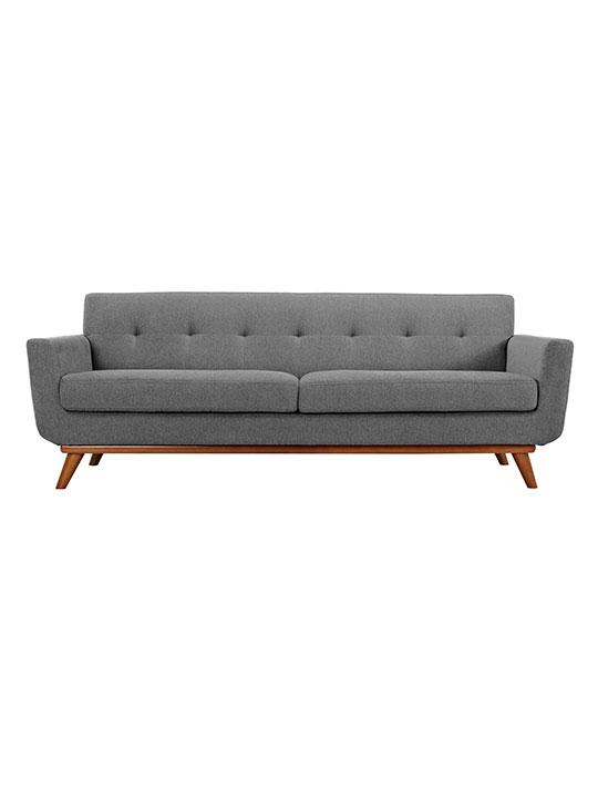 Light Gray Pop Art Sofa