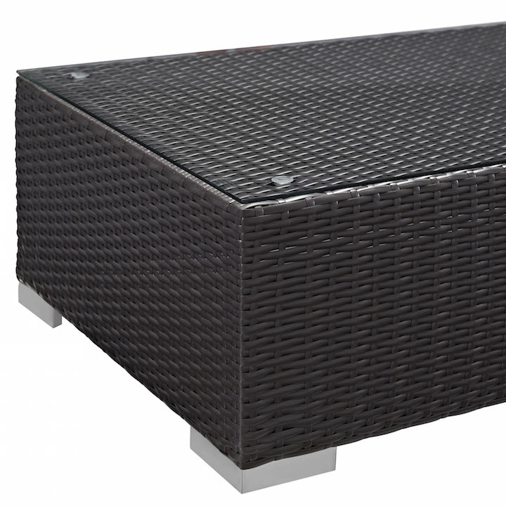 Moda Wicker Outdoor Coffee Table 3