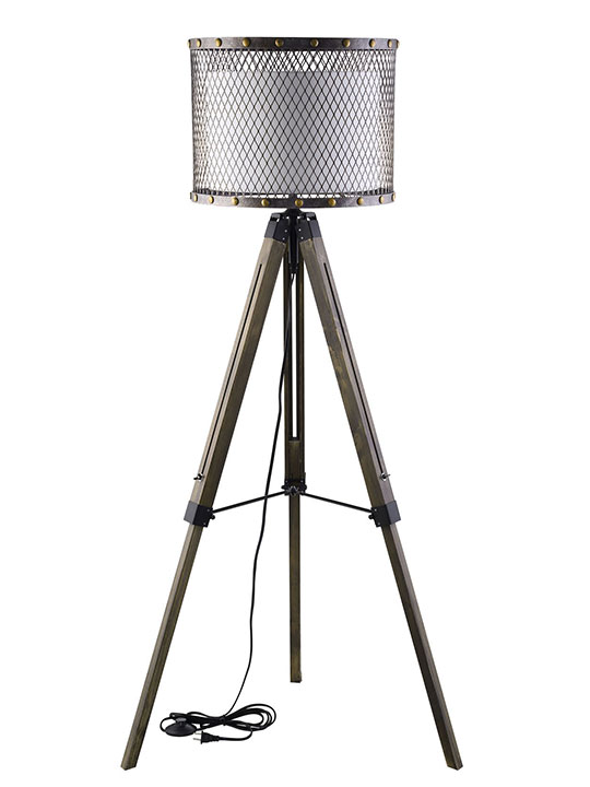 Netted Floor Lamp 1