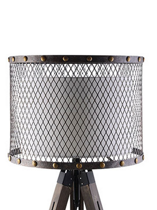 Netted Floor Lamp
