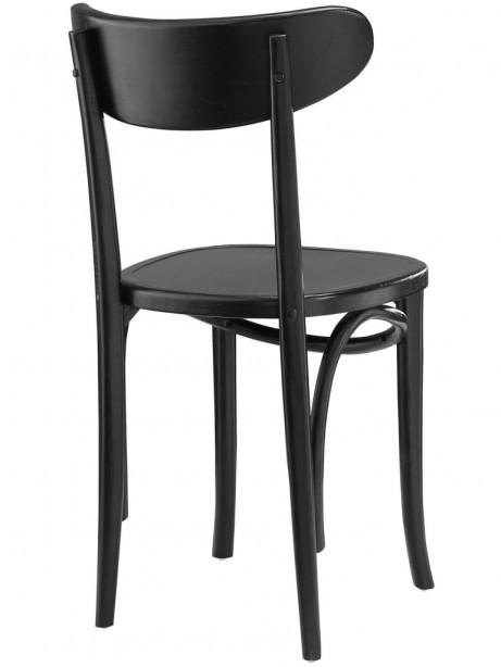 Sherwood Black Wood Chair 461x614