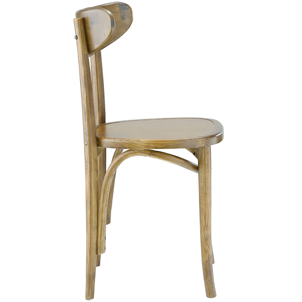 Sherwood Natural Wood Chair 2
