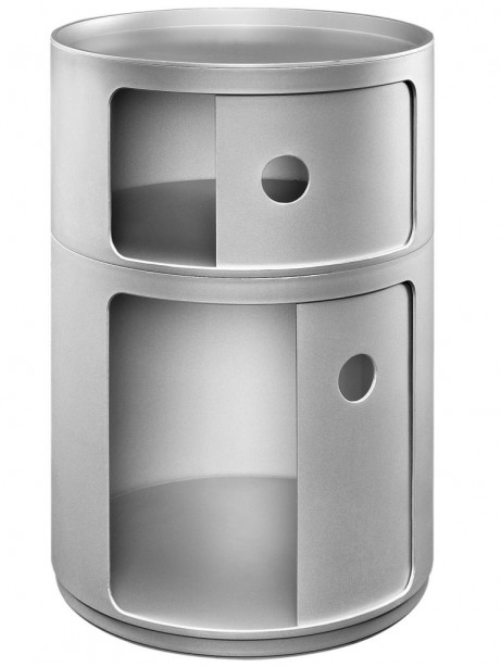 Silver Circular 2 Storage Table 1 461x614