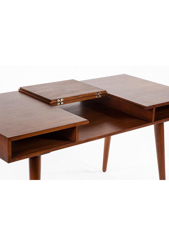 Teak Wood Writing Desk