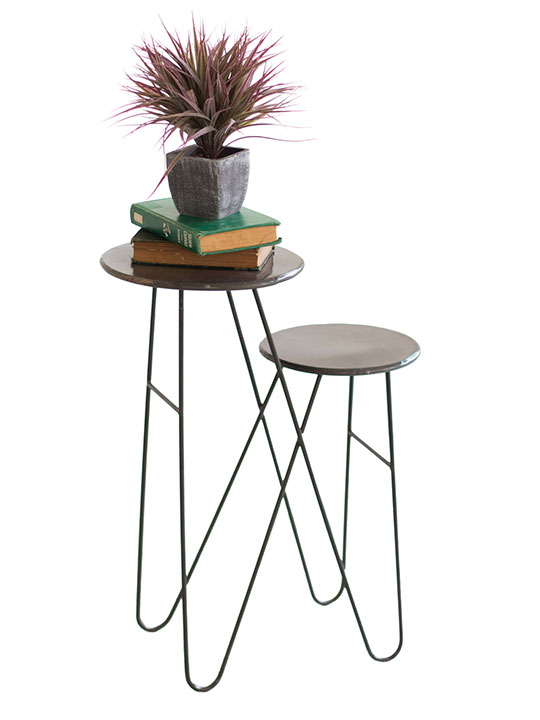 Tier Wire Side Table1