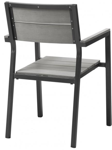 Villa Outdoor Black Chair Black 3 461x614