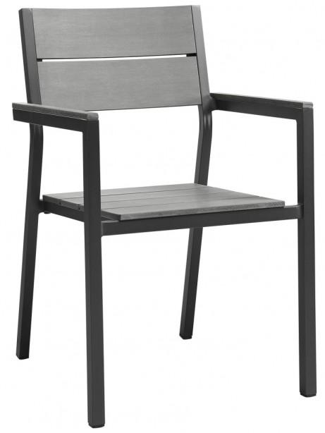 Villa Outdoor Chair Black 1 461x614