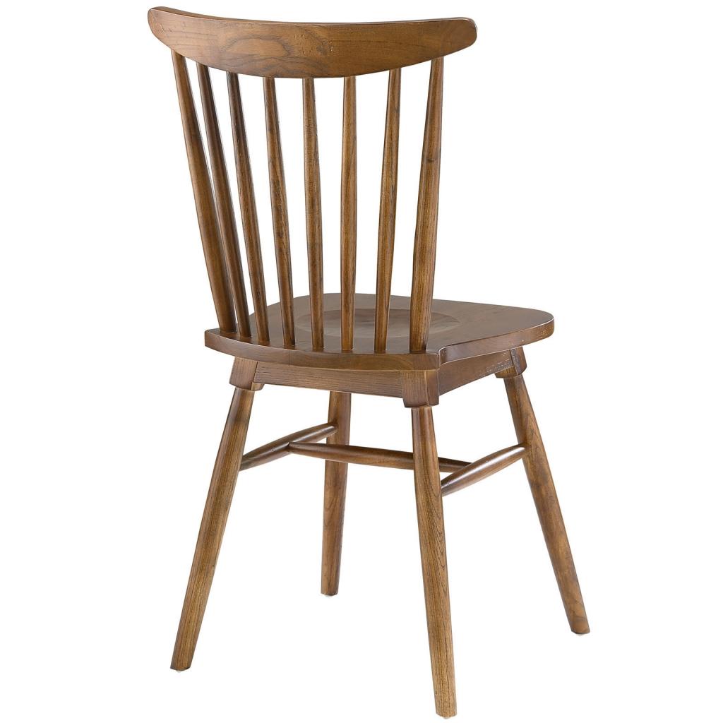 Walnut Wood Frazen Chair 3