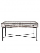 Wire Rectangular Planter Bed 156x207