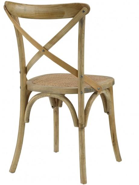 X Natural Wood Chair 4 461x614