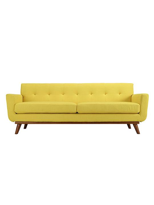 Yellow Pop Art Sofa