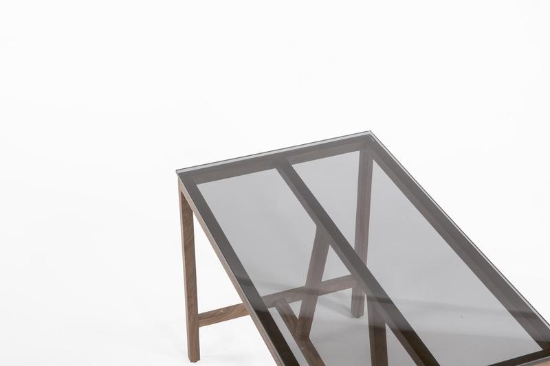 Azzaria Modern Wood Side Table