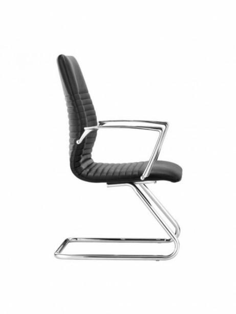 Black Instant Advisor Chair  461x614