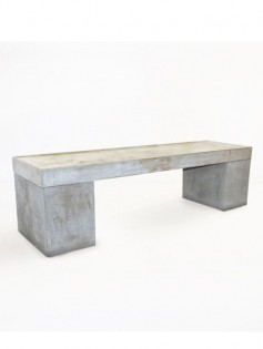 Concrete Bench 237x315