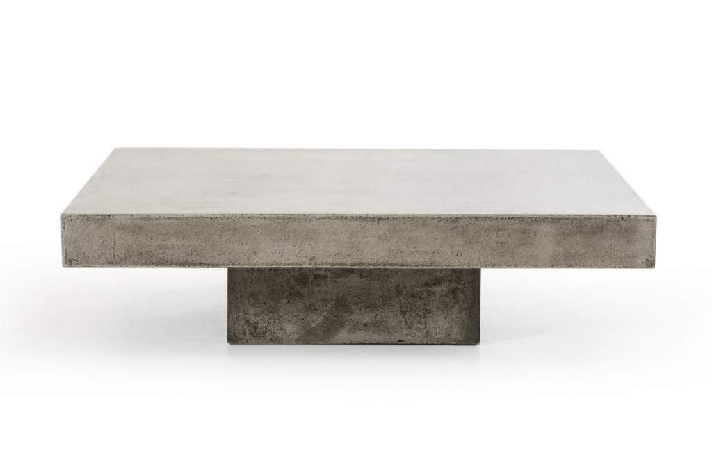 Concrete Coffee Table 2