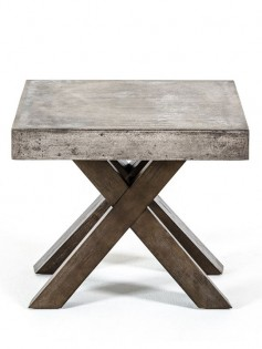 Concrete End Table 237x315