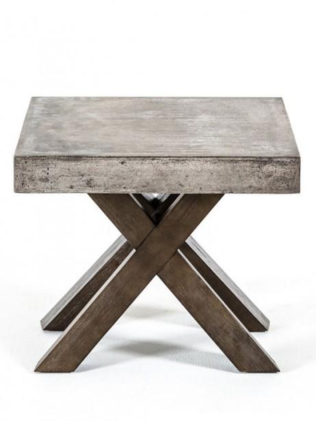 Concrete End Table 461x614