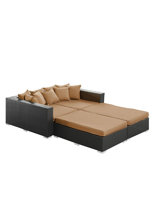 Houston Outdoor Lounge Bed1