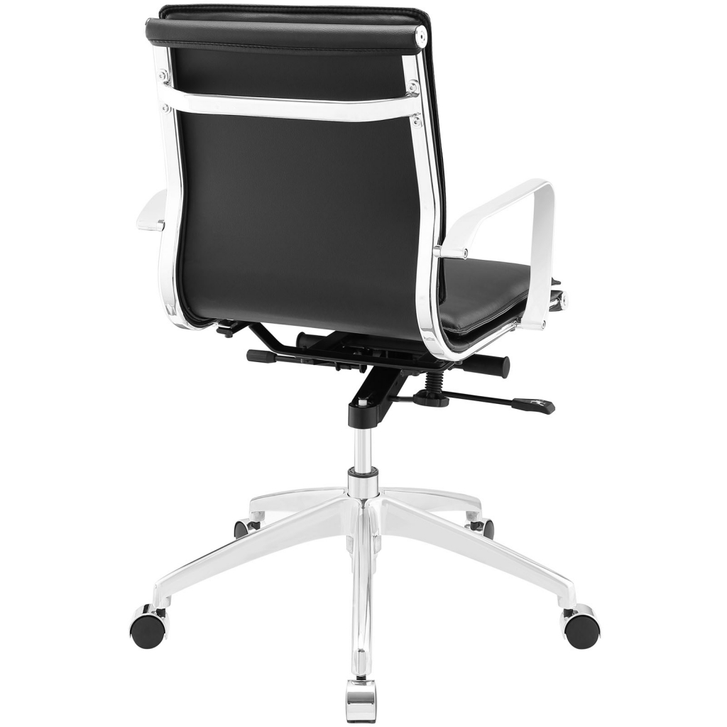 Instant Agent Low Back Black Office Chair 3