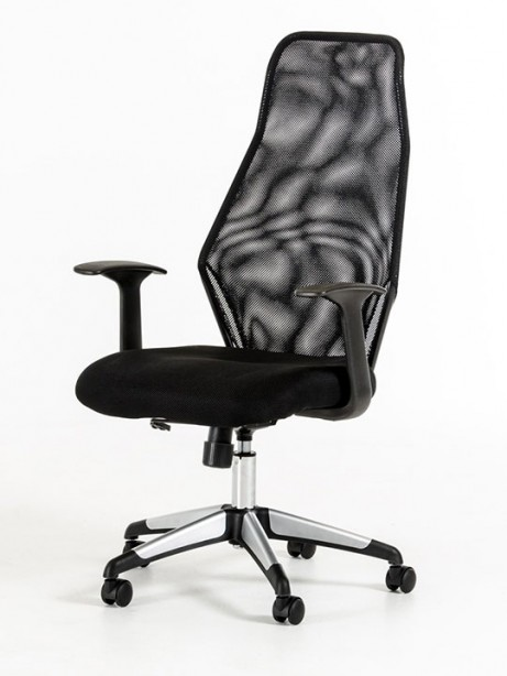 Instant Exhibitor Mesh Office Chair 461x614