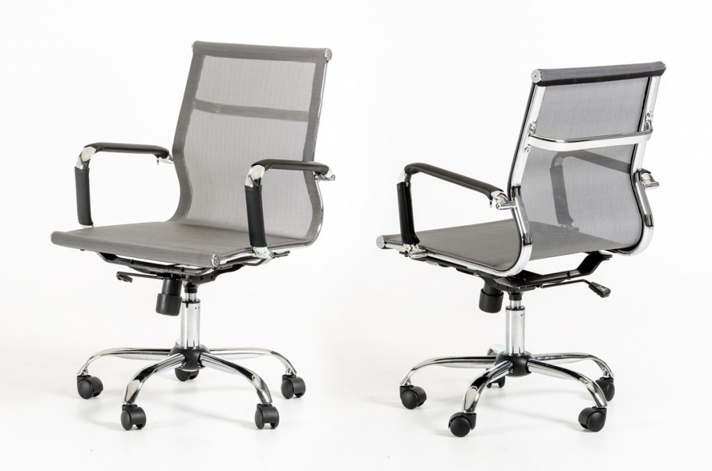 Instant Organizer Mid Back Office Chair