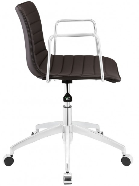Instant Studio Brown Office Chair 2 461x614