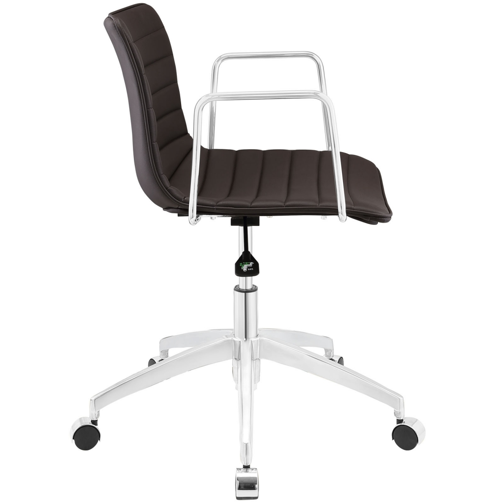 Instant Studio Brown Office Chair 2