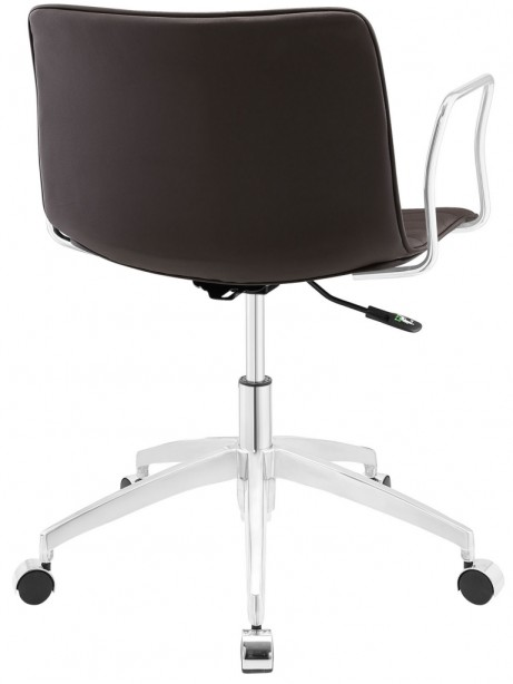 Instant Studio Brown Office Chair 3 461x614