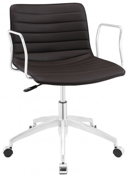 Instant Studio Brown Office Chair 461x614