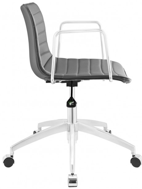Instant Studio Gray Office Chair 2 461x614