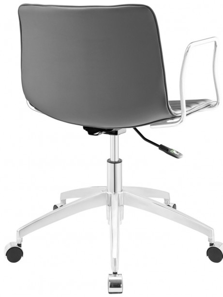 Instant Studio Gray Office Chair 3 461x614