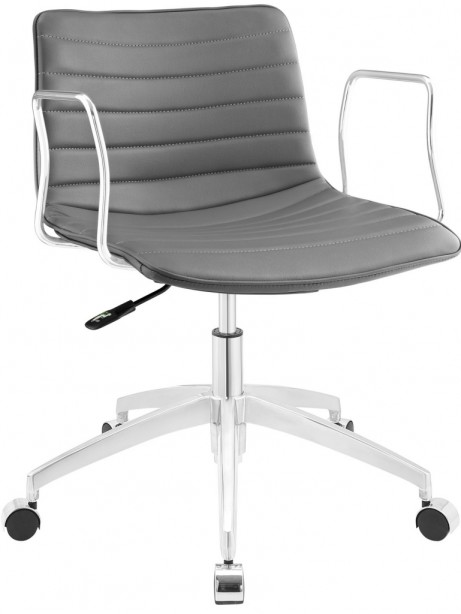 Instant Studio Gray Office Chair 461x614