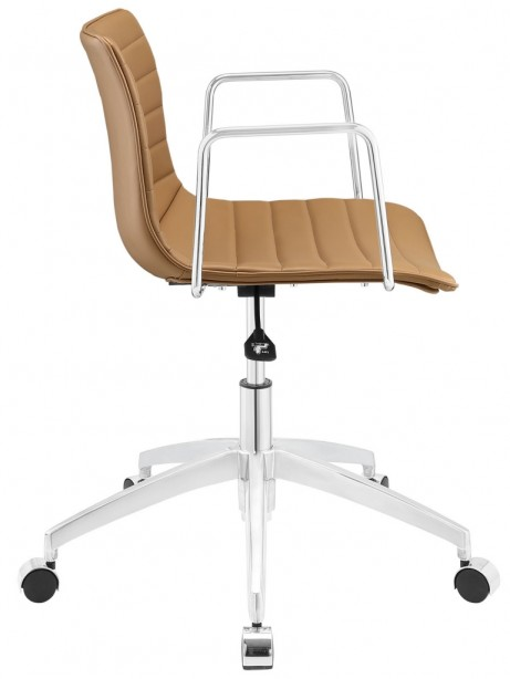 Instant Studio Tan Office Chair 2 461x614