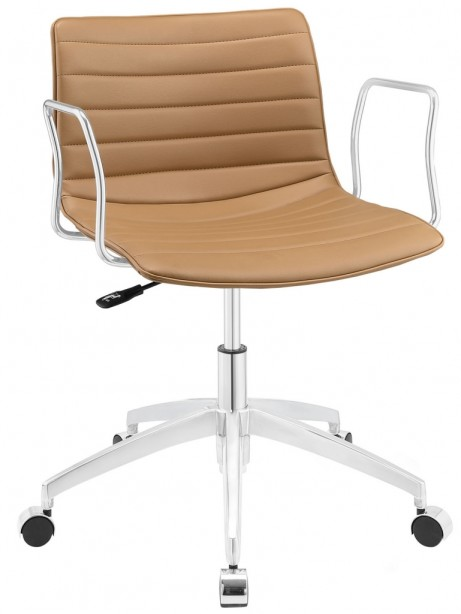 Instant Studio Tan Office Chair 461x614