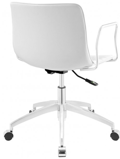 Instant Studio White Office Chair 3 461x614