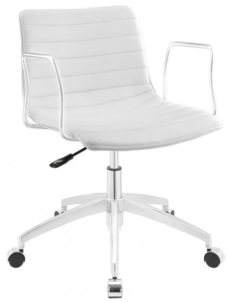 Instant Studio White Office Chair 461x614